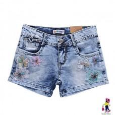 Шорты джинсовые 195819 Luminoso