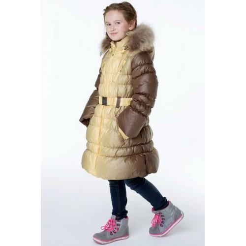 Пальто пуховое А1105 Aviva