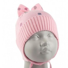 Шапка SH-1009 розовый Chobi