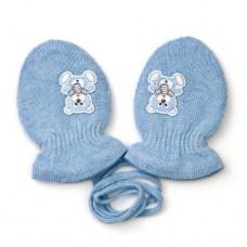 Варежки WM-0570 голубой Chobi